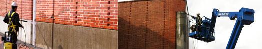 Lavado y mantenimiento de fachadas Bogotá